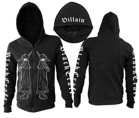Villain Zip Up