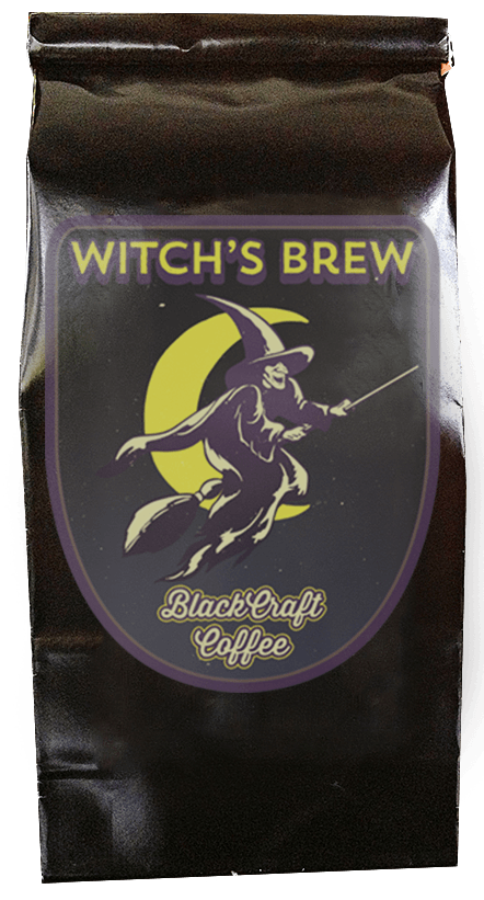 Witch's Brew - Coffee 1 lb