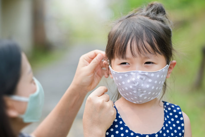 Face masks for kids: What parents need to know