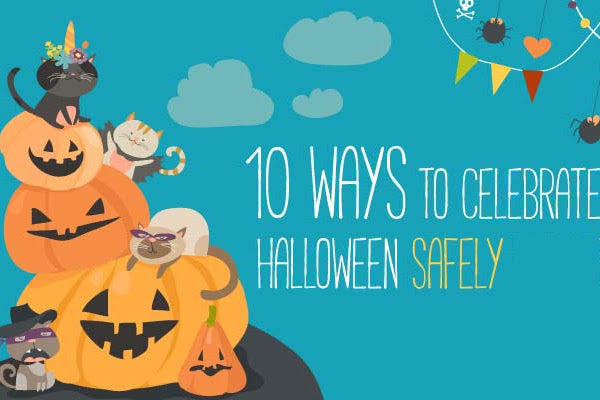 10 Ways to Celebrate Halloween Safely with Your Kids