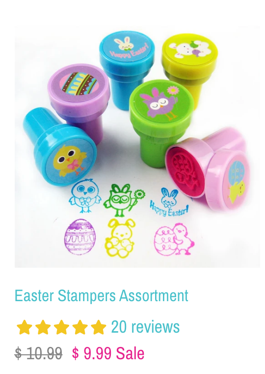 Easter Stampers Assortment