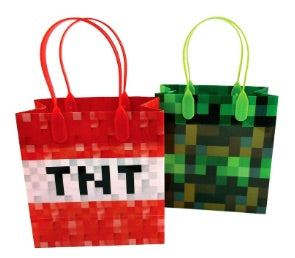 Pixel Miner Party Bags
