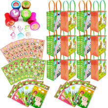 Load image into Gallery viewer, Farm Animal Barnyard Party Favor Bundle for 12 Kids