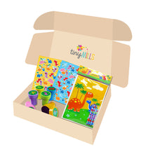 Load image into Gallery viewer, Dinosaur Birthday Party Gift Boxes for Kids