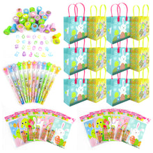 Load image into Gallery viewer, Easter Party Favor Bundle for 12 Kids