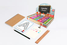 Load image into Gallery viewer, Alphabet Assorted Stampers for Kids - 60 Pcs