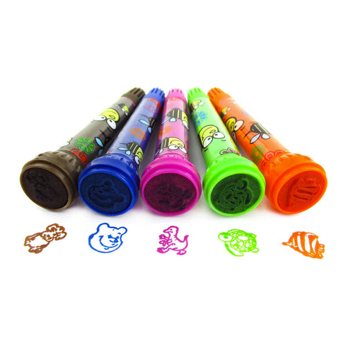 5 Pcs Assorted Stamper Marker Set $ 8.99 Tiny Mills®