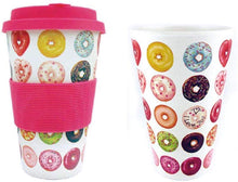 Load image into Gallery viewer, Donut Gift Box with Travel Mug