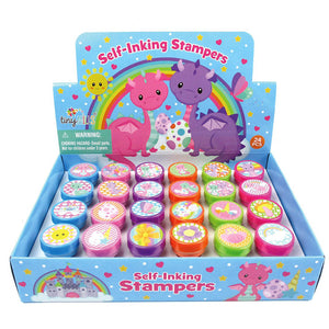 Dragon Stampers for Kids - 24 Pcs