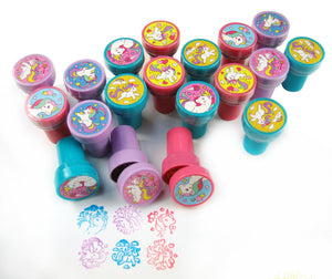 Unicorn Stampers and Multi Point Pencils Set