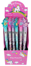 Load image into Gallery viewer, Unicorn Stampers and Multi Point Pencils Set