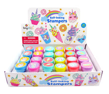 Load image into Gallery viewer, TINYMILLS 24 Pcs Unicorn Desserts Stampers for Kids