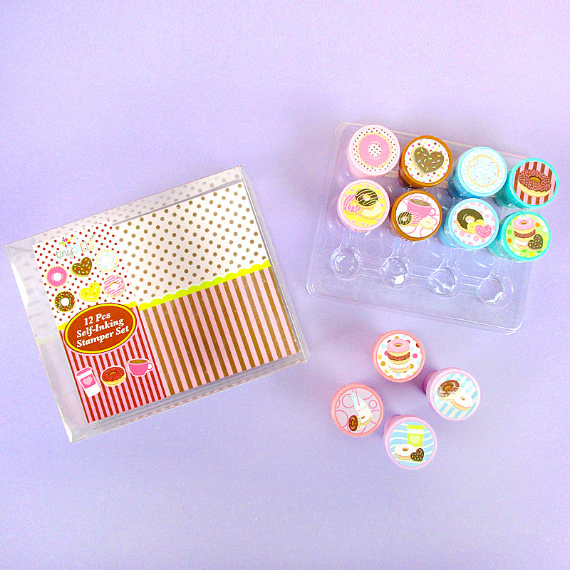 Donuts Stamp Kit
