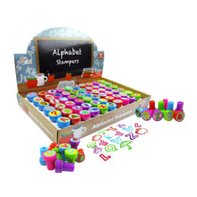 Alphabet Assorted Stampers for Kids - 60 Pcs - Stamps | Tiny Mills®