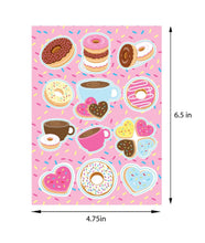 Load image into Gallery viewer, Donut Birthday Party Gift Boxes for Kids