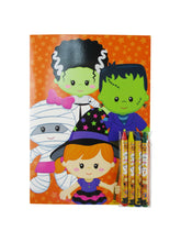 Halloween Coloring Books with Crayons Party Favors, Set of 12 $ 12.99 Tiny Mills®