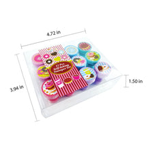 Load image into Gallery viewer, Donuts Stamp Kit for Kids - 12 Pcs