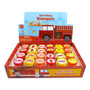 Fire Trucks Stampers