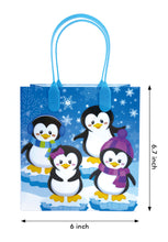 Penguins Party Favor Treat Bags, 12 Bags - Paper Bags | Tiny Mills®