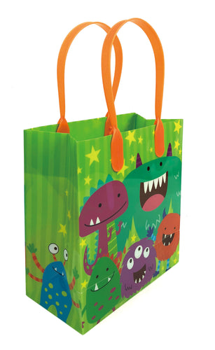 Monster Party Favor Treat Bags, 12 Packs $ 12.99 Tiny Mills®
