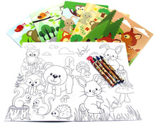 Woodland Animals Coloring Books $ 12.99 Tiny Mills®