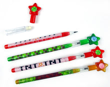 Pixels Mine Crafter Themed Multi Point Pencils - Pencils | Tiny Mills®