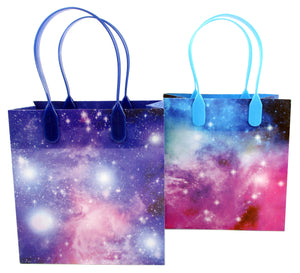 Galaxy Outer Space Party Favor Bags Treat Bags - 12 Bags $ 12.99 Tiny Mills®