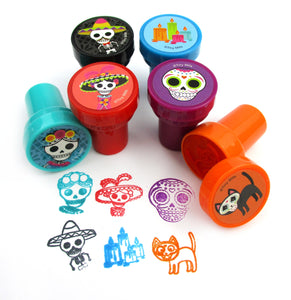 Day of the Dead Stampers - Stamps | Tiny Mills®
