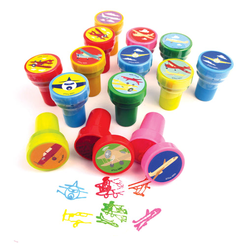 Airplane Stampers - Stamps | Tiny Mills®