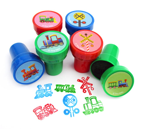 Train Stampers - Stamps | Tiny Mills®