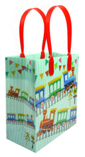 Load image into Gallery viewer, Train Party Favor Bags Treat Bags - 12 Bags