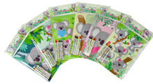 Koalas Coloring Books with Crayons - Set of 6 or 12 - Coloring Books | Tiny Mills®