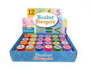 Number Math Stampers - Stamps | Tiny Mills®