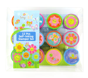 Butterfly and Flower Garden Stamp Kit