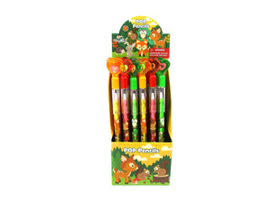 Woodland Creatures Multi Point Pencils