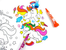 Unicorn Stamp Marker Set - Set of 10 - Coloring Books | Tiny Mills®