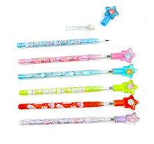 Load image into Gallery viewer, TINYMILLS 24 Pcs Unicorn Desserts Multi Point Pencils