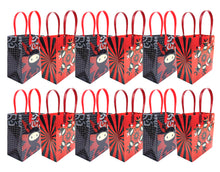 Load image into Gallery viewer, Ninja Themed Party Favor Bags Treat Bags - Set of 6 or 12
