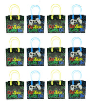 Video Game Themed Party Favor Bags Treat Bags, 12 Pack $ 10.99 Tiny Mills®