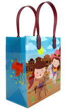 Western Cowboy Cowgirl Themed Party Favor Bags Treat Bags, 12 Pack $ 12.99 Tiny Mills®