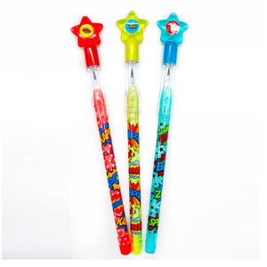 Superhero Multi Point Pencils - Pencils | Tiny Mills®