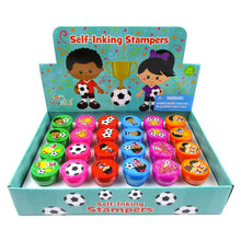 Load image into Gallery viewer, Soccer Stampers for Kids - 24 Pcs