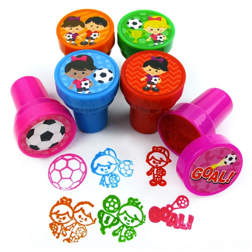 Soccer Stampers for Kids - 24 Pcs