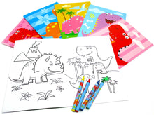 Load image into Gallery viewer, Dinosaur Party Favor Bundle for 12 Kids