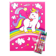 Load image into Gallery viewer, Unicorn Coloring Books - Set of 6 or 12