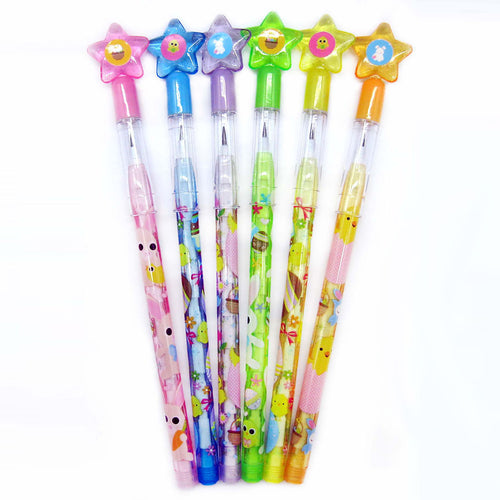 Easter Multi Point Pencils