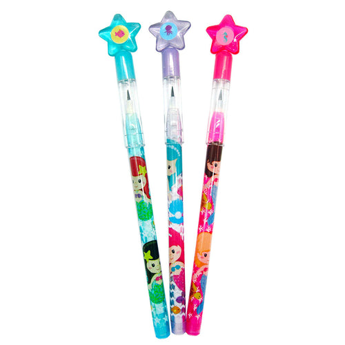 Mermaids Multi Point Pencils $ 10.99 Tiny Mills®