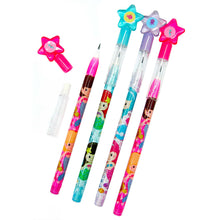 Mermaids Multi Point Pencils - Pencils | Tiny Mills®