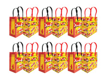 Load image into Gallery viewer, Fire Trucks Party Favor Bags Treat Bags - Set of 6 or 12