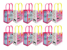 Load image into Gallery viewer, Surprise Doll Birthday Party Favor Bags Treat Bags, 12 Pack